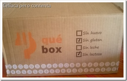 QueBox cerrada